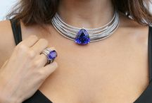 Tanzanite love / by Amy Clary
