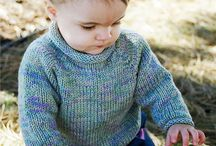 Crafts-Knits for Baby