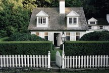 home exteriors / by Rachel Smith