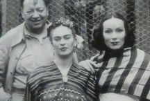 Frida Kahlo. / Frida Kahlo.