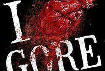 Gore/Creepy/Scary