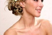 Hair for Sheila's wedding / by Heidi Terbrack