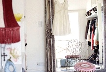 Walk in closet / Inspiration for the walk in closet I want to create in 2014