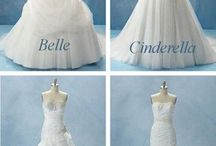Disney Inspired Gowns