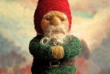 Gnomes & Dwarves / Гномы и дварфы