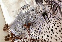 Illustrazioni in grigio / Illustrazioni nei toni dei grigi