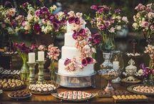 mesa de bolo.