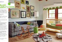 Kid room / by Kelly Scheffer