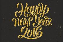 '2016' ......the New Year