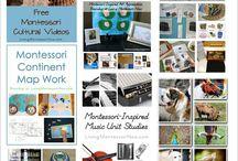 Montessori Unit Studies