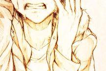 manga drawings