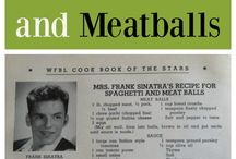 Frank Sinatra spaghetti