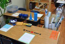 Montessori indoor - děti, studenti i senioři / Edisona 3 - interiér. Eko centrum - vzdělávací centrum, mateřské centrum, MŠ, ZŠ, střední a denní stacionář pro aktivní seniory.