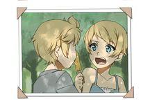 Rin a Len