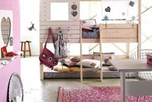 cute rooms! / by Erin