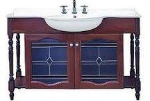 The Vanities / Bathroom cabinets