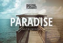 Hip-Hop / Rap Beats & Instrumentals / Hip-Hop, Electronic & Cinematic Instrumentals by Dom Redenczki a.k.a. Digital Flashback