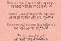 Women of Faith and Purpose / Rise up and become a woman of faith! Share your blog posts to encourage other women of faith and purpose. Share posts about biblical womanhood, Christ-centered marriages, parenting and family discipleship. Posts that encourage godly living and Christ at the center. To God be the glory! To become a contributor, follow my profile and email me at amberfox@allnaturaljoy.com
