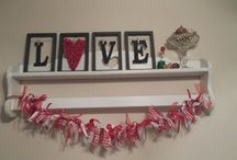Holiday shelf ideas