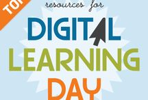 Digital Learning Day! (Feb. 17) / We share our favorite collection of digital classroom tools and resources to help you and your students celebrate how technology strengthens their learning experience!