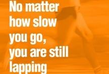 Fitness & Motivation / by Kayla Lawson