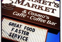 Gourmet's Market & Cosmo's Cafe / Gourmet's Market and Cosmos Cafe' is a locally owned business located in the heart of Bearden for 35years. Our restaurant, deli and retail store are open for business 7 days a week. We also specialize in catering for all size events @ your place or ours! We pride ourselves in providing fresh, quality food and serve it to our amazing customers with a hometown feel. shopgourmetsmarket.com