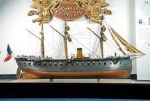 Maquettes / Ships miniatures