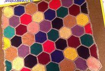 Spiral Hexaround by Julie Yeager