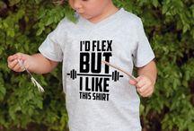 HTV kids shirts