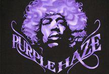 Purple Haze  / by Leonora Burns