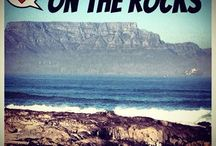 Great food and excellent service / Expect all this and more at On the Rocks!