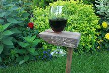 Wine holder DIY /Stojak do wina / My after work hobby :) Wooden wine holder