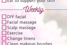 Skin Care / Skin care and healthy routines.