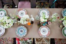 wedding i deas table settings