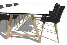 SketchUp models from Icons of Denmark
