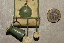 Poppenhuizen en miniaturen