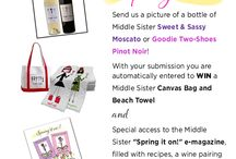Spring it on! / Snap a pic, entered to WINE, I meant WIN, and get an awesome e-magazine! Do it! bit.ly/ms-springiton