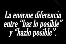 ~~Enfoque y Motivación ~~ / by Y S.