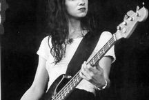 Favourite bassists