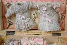 french doll with clothes