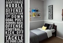 Warens bedroom