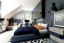 Teen Room Nefa Architekci