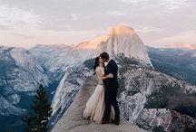 Yosemite / Photography inspiration for Yosemite National Park weddings, engagements, and elopements. #yosemite #yosemitewedding #yosemiteelopement