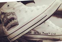Converse AllStar personalizzate - Spedizione Gratuita! - www.108allstar.com