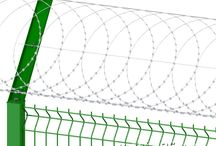 Professional security fence / Rancho25 - wire mesh fence product line
