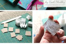 Mini Books / Hand made art books