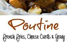 Poutine Fries