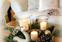 Winter room decor ideas