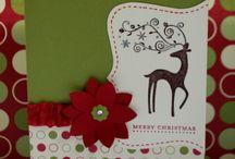 Cards - Dasher/Christmas Deer