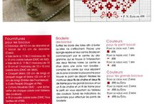 broderie tricot